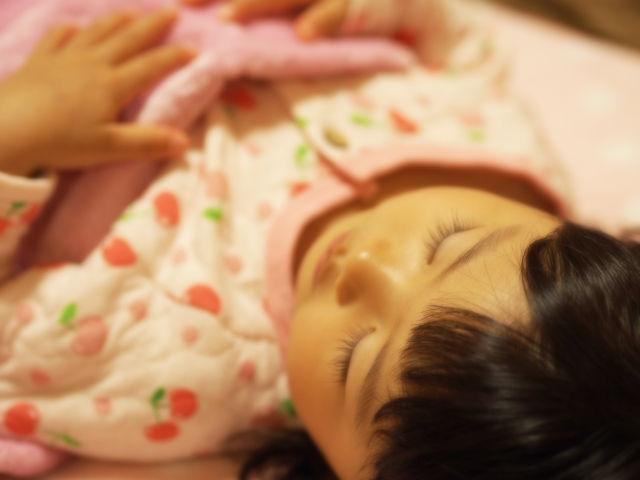 子供-睡眠