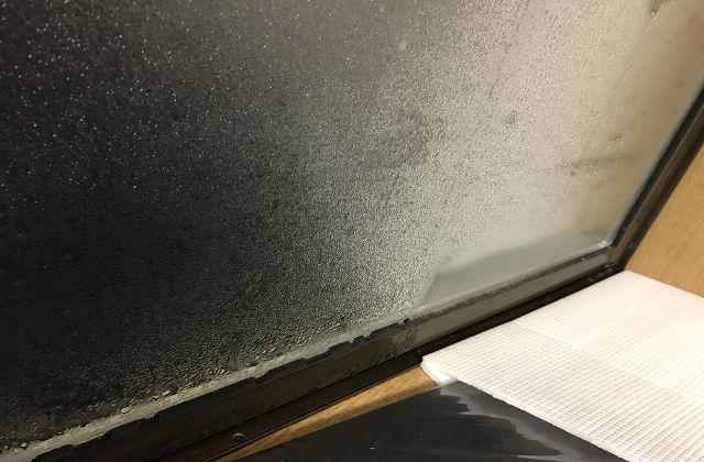 窓の結露対策3
