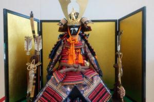 五月人形の甲冑