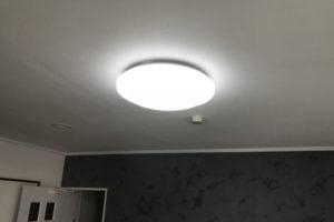 NECシーリングライト -点灯-