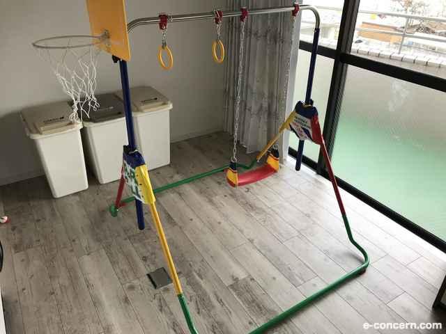 室内ブランコ&鉄棒 - ポップンロール